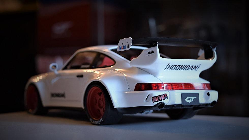 RAUH-Welt Begriff (RWB) Porsche 911 (964) - HOONIGAN