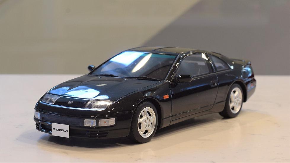 1/18 OTTOmobile Nissan 300ZX - 1993 Z32- Black