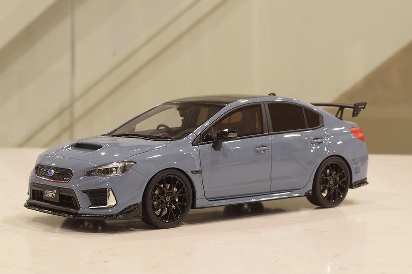 1/18 Kyosho Samurai - Subaru WRX STI S208 NBR CHallenge