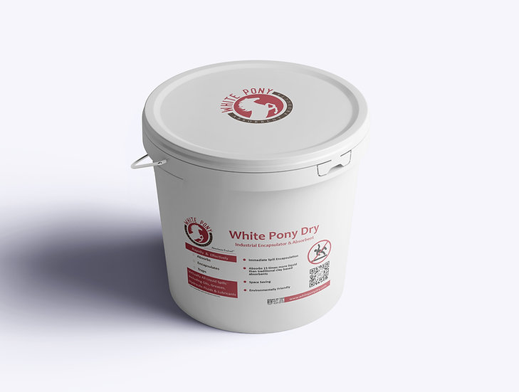 White Pony Dry - 5lb Bucket