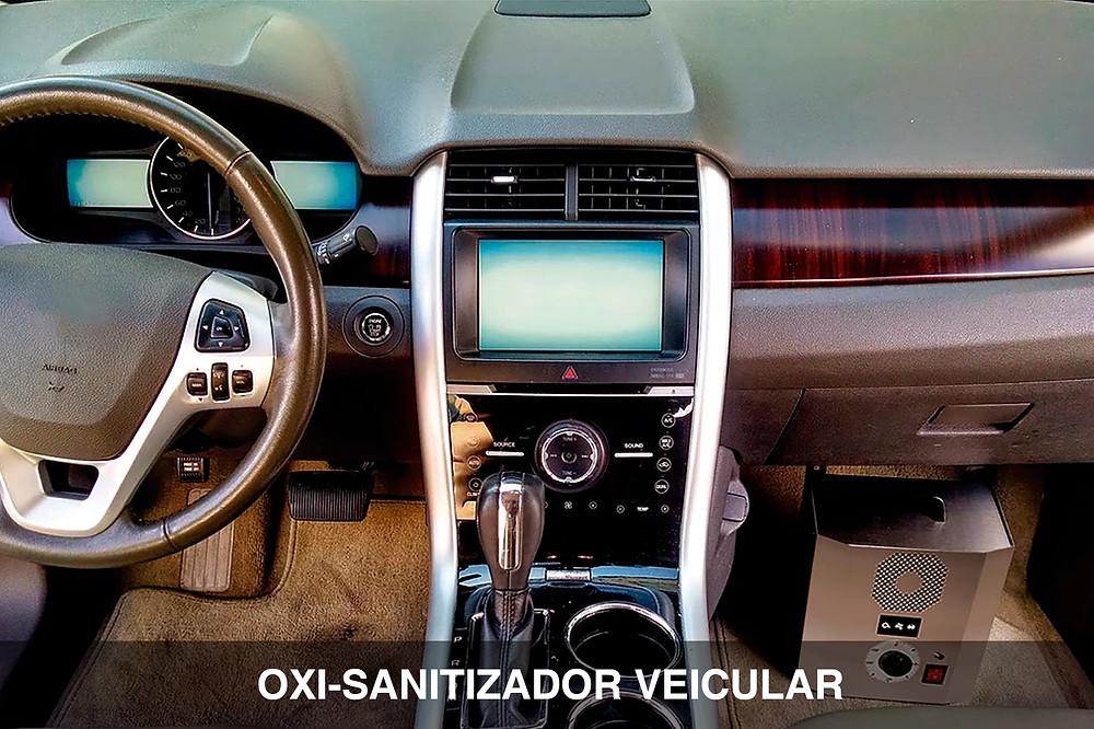 Oxi-Sanitizador Veicular Oxipower