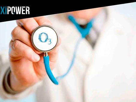 Saiba mais sobre as aplicações na Ozonioterapia.