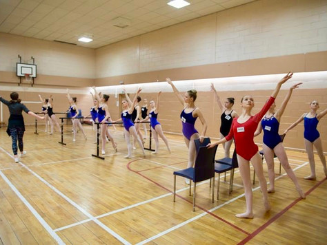 Workshops at CSBS with Katie Deacon