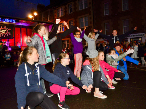 Dunbar Christmas Lights 2017