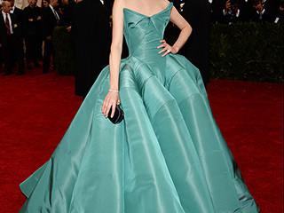 "The 2014 Met Gala: ""Charles James: Beyond Fashion"""
