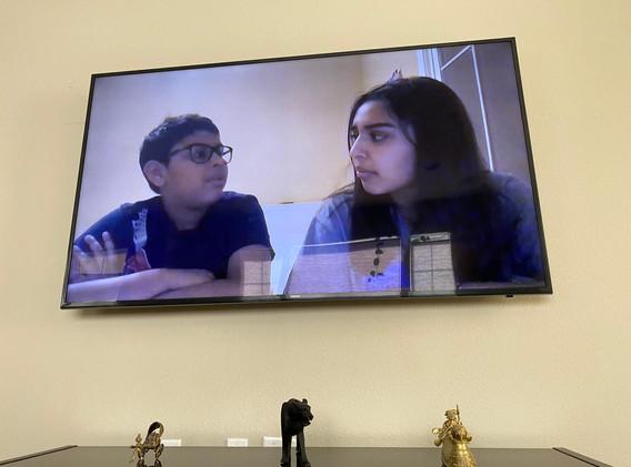 Snehan Ghosh & Sudiksha Bhaduri