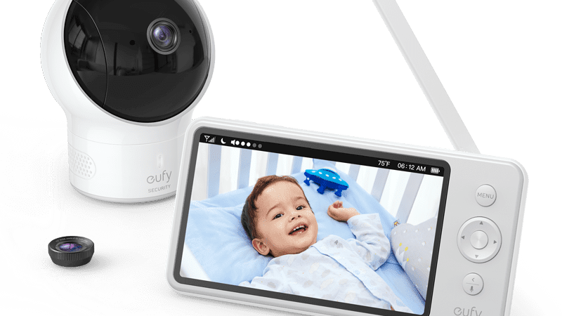 Eufy Spaceview 720p Video Monitor