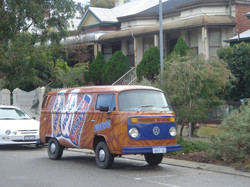 Promotion | Vintage Kombi | Perth