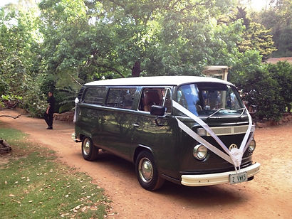 Sergeant, Vintage Kombi Hire, Vintage Wedding Car Perth