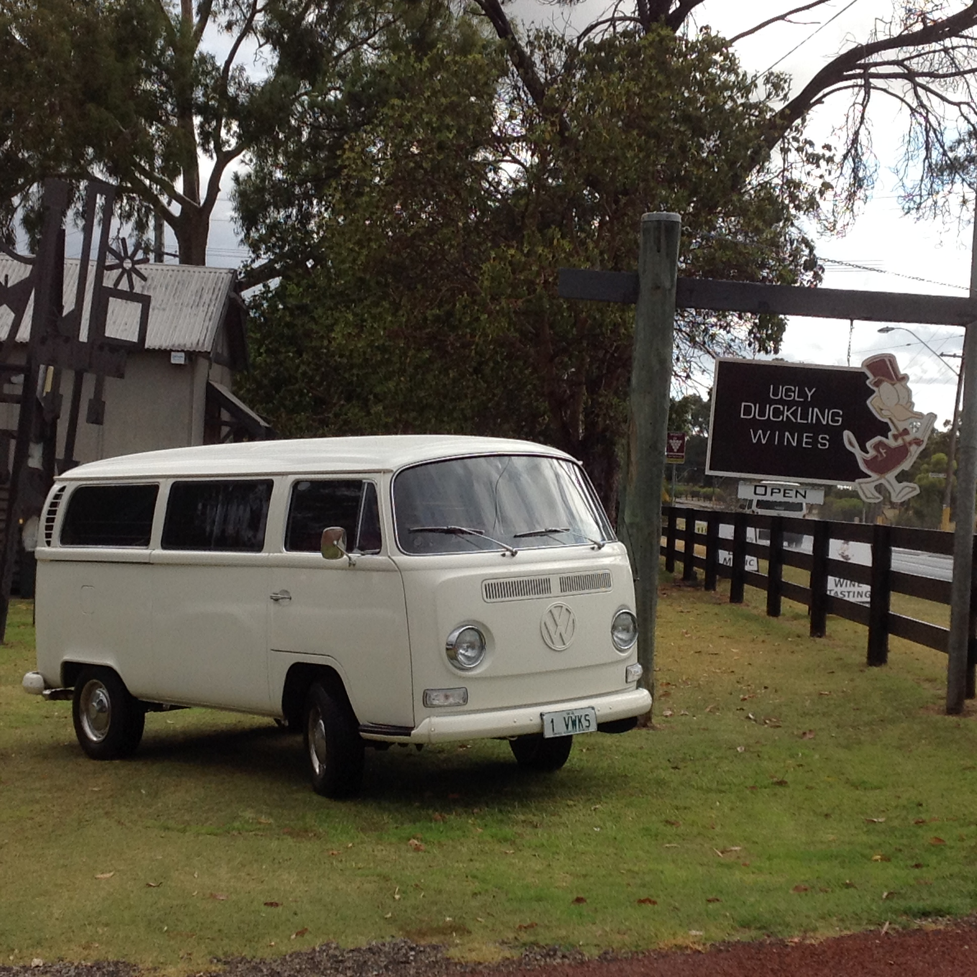 Wine Tour | Vintage Kombi | Perth