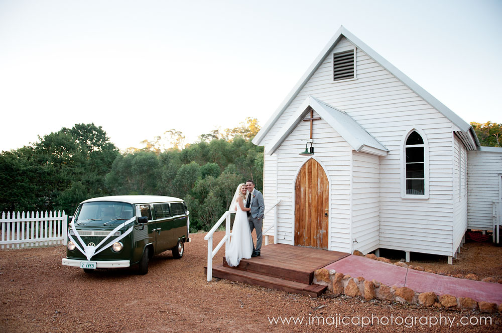 Wedding | Vintage Kombi Hire | Perth