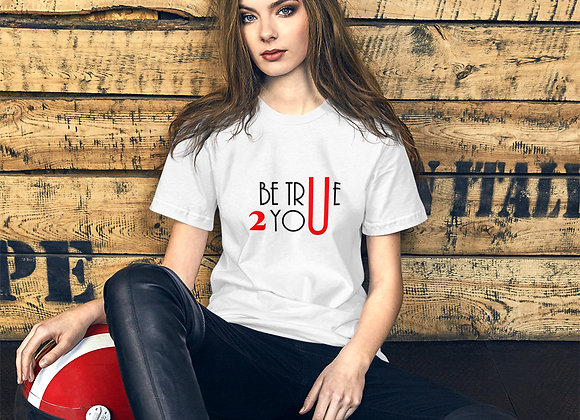 BT2U White T-shirt