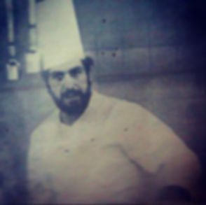 Chef Victor Parise. 45 year Certified Ex