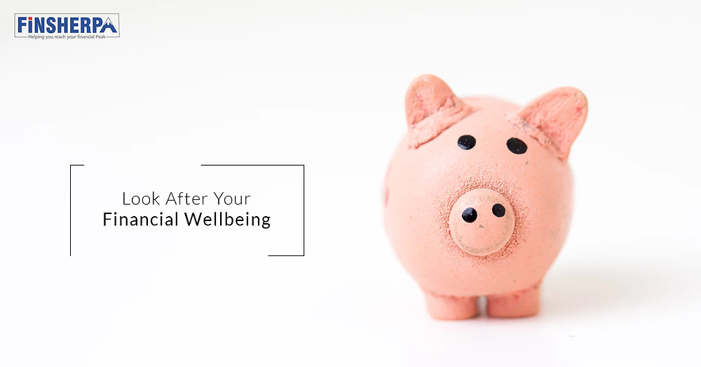 Look After Your Financial Wellbeing