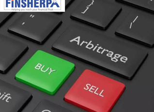 Choose an Arbitrage Fund, so that your returns are not Arbitrary