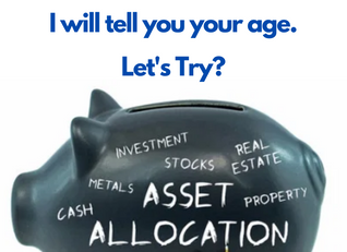How much should one invest in Equity?
