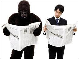 Invisible Gorilla is telling you how to invest, are you listening?
