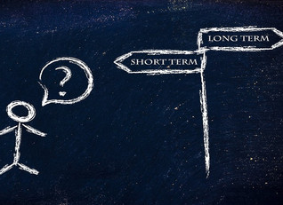 Short Term Savings: Your enemy to your long term wealth creation
