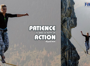 ACTION & PATIENCE