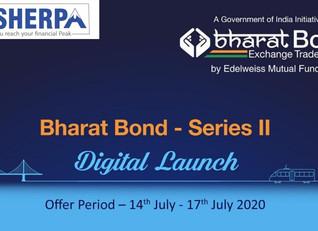 BHARATH BOND  ETF - II