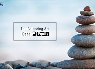 Debt or Equity which is the better investment…?