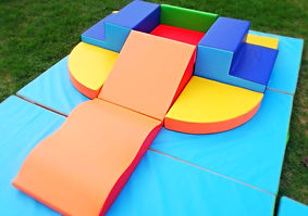 Climbing block set or magic climber