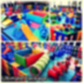 Large soft play package for toddler parties. Foam shape equipment for hire, soft play melbourne, ball pit hire