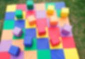Colour matching mat