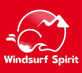 Sticker 455 X 345 mm_Windsurf Spirit_Bla