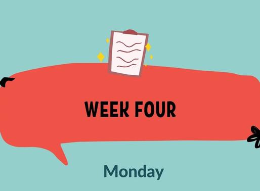 #HealthyKidsfor£20 - Week Four (Monday Recipes)