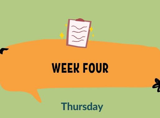 #HealthyKidsfor£20 - Week Four (Thursday Recipes)