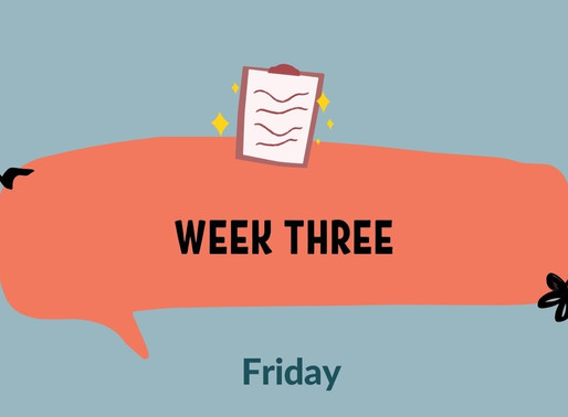 #HealthyKidsfor£20 - Week Three (Friday Recipes)