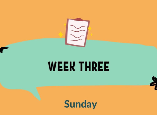 #HealthyKidsfor£20 - Week Three (Sunday Recipes)