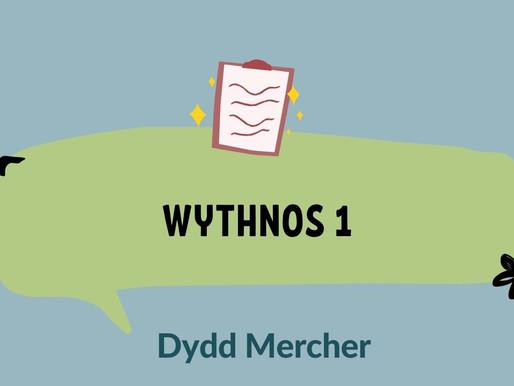 #20PlantIach - Dydd Mercher