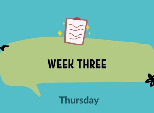 #HealthyKidsfor£20 - Week Three (Thursday Recipes)