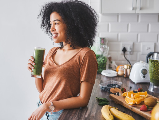 The most Influential healthy food & drink trends for 2021