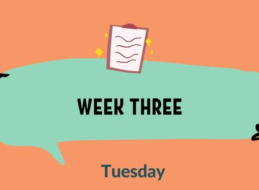 #HealthyKidsfor£20 - Week Three (Tuesday Recipes)