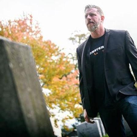 Author Ronny LeBlanc Monsterland