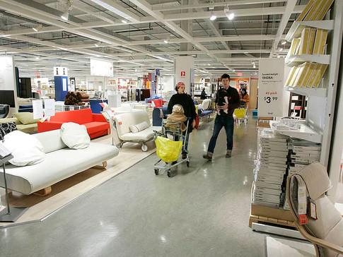 IKEA opent eigen tweedehandswinkel