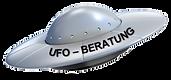 UFO Logo (beschiftet) - ohne Hintergrund