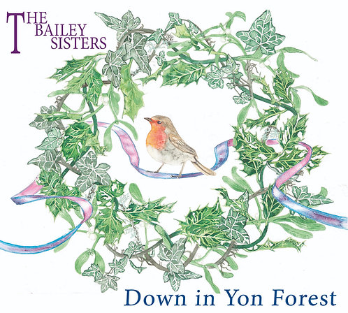 Down in Yon Forest - CD