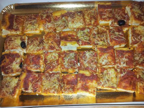 Pizza pour entreprises avec Traiteur Provence Marseille