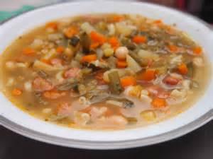 Soupe au pistou avec Traiteur Provence Marseille