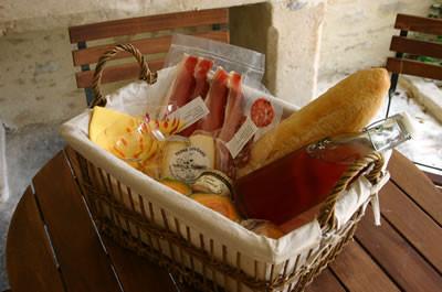 Panier repas pour entreprises avec Traiteur Provence Marseille