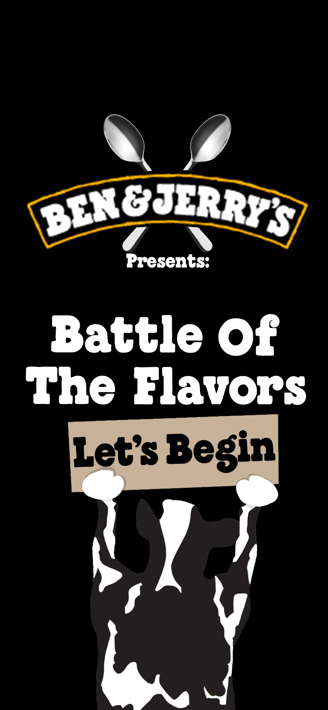 Battle of the flavors. Social Media