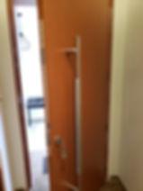 Porta Blindada com Fechadura Keso de 8 P