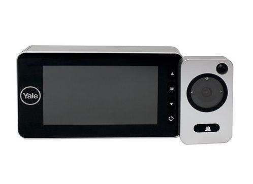 Olho Mágico Digital com Sensor de Movimento Yale Auto Imaging JY7043