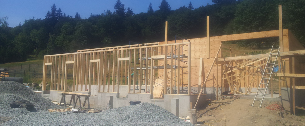 carpentry, framing