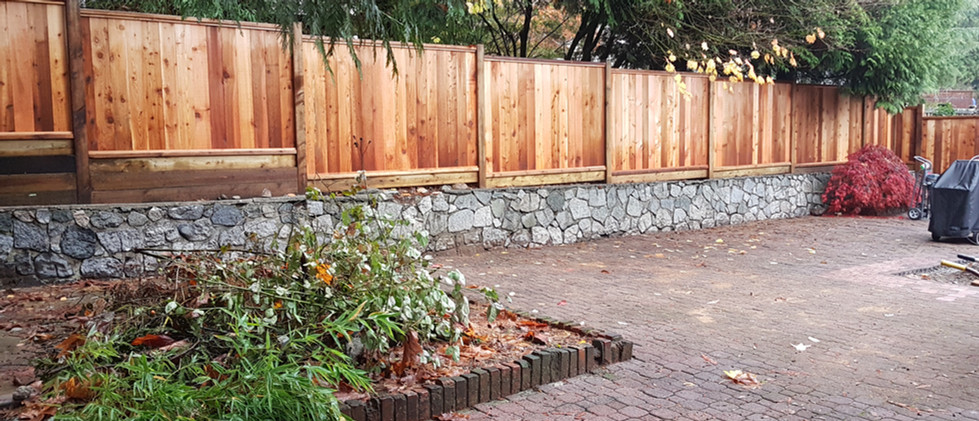 Weatherhead Contractor Ltd  Weatherhead Contractor Ltd  Landscapes & Landscaping Project images including : Retaining Walls, Patios, Decking, Stairs, Pools, Cedar Fencing & more.