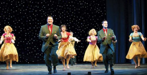 White Christmas - Fulton Theatre